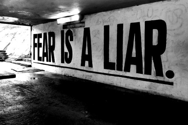 why you experience fear in energy therapies